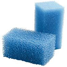 esponja para acuarios