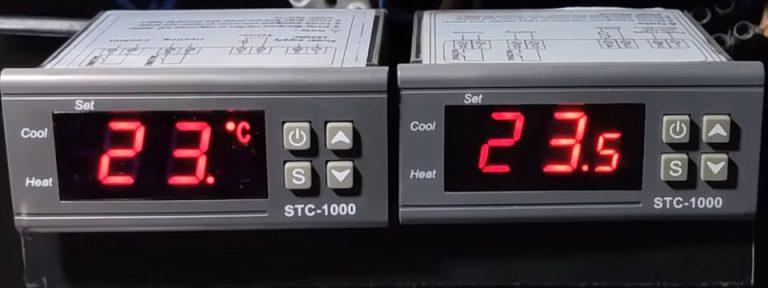 STC-1000 manual español