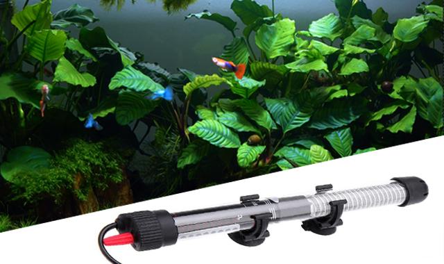Calentador para acuario